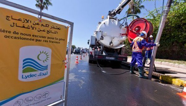 Casablanca : Lydec annonce des perturbations du réseau d'eau