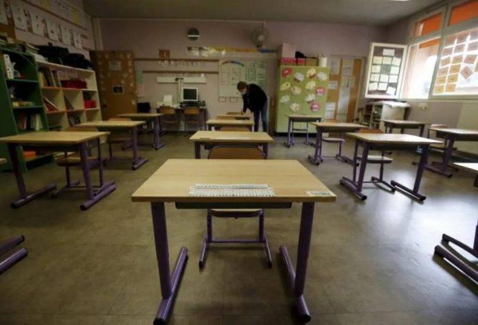Coronavirus en France : un peu plus de 3.000 classes fermées dans les écoles