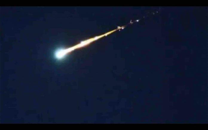Maroc : Une boule de feu observée dans le ciel de l'Oriental (Video)