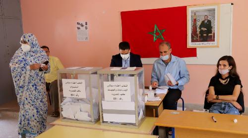 Résultats élections Élections régionales 2021: le RNI, le PI et le PAM en tête à Casa-Anfa